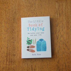 FREE BOOK: The Little Book of Tidying by Beth Penn